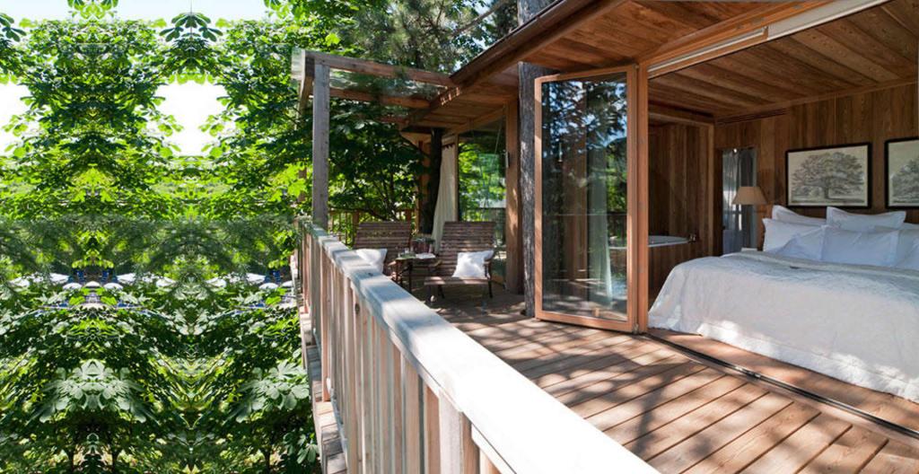 cabanade o dormir en cabane. Black Bedroom Furniture Sets. Home Design Ideas