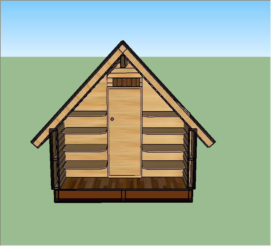 cabane 2 personnes haute desni theux la reid cabanade constructeur b tisseurs de cabanes. Black Bedroom Furniture Sets. Home Design Ideas